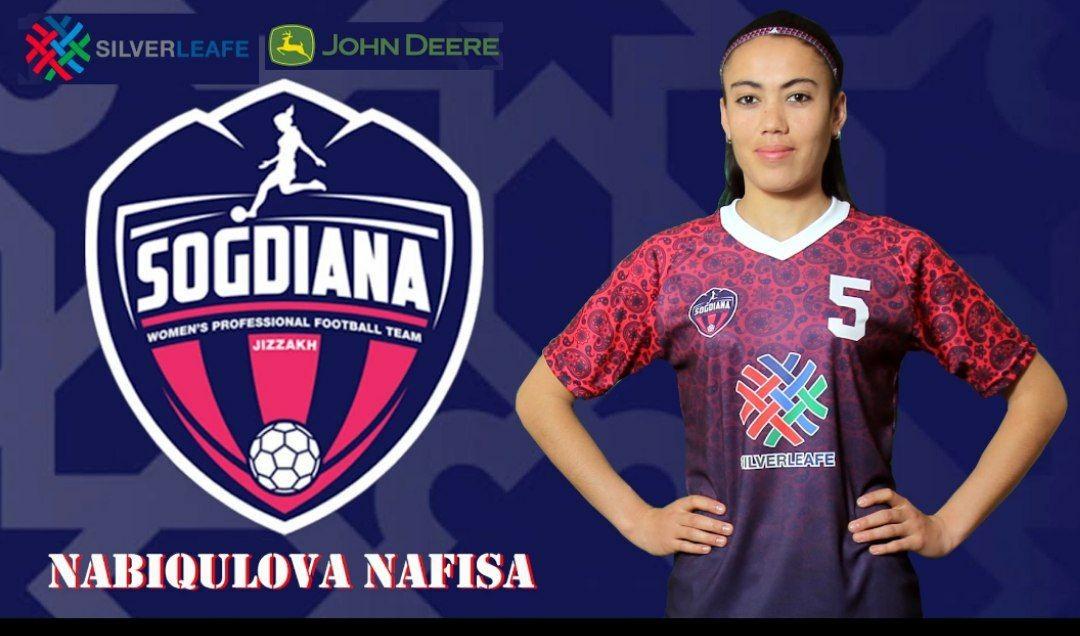 Nabiqulova Nafisa