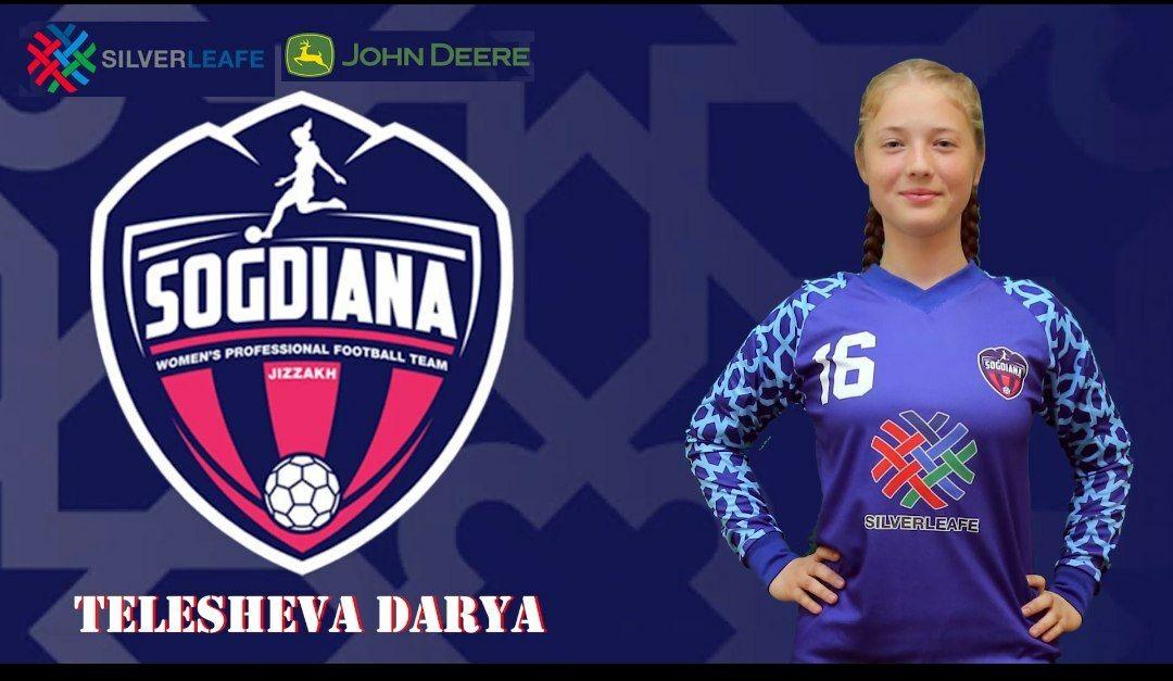 Telesheva Darya
