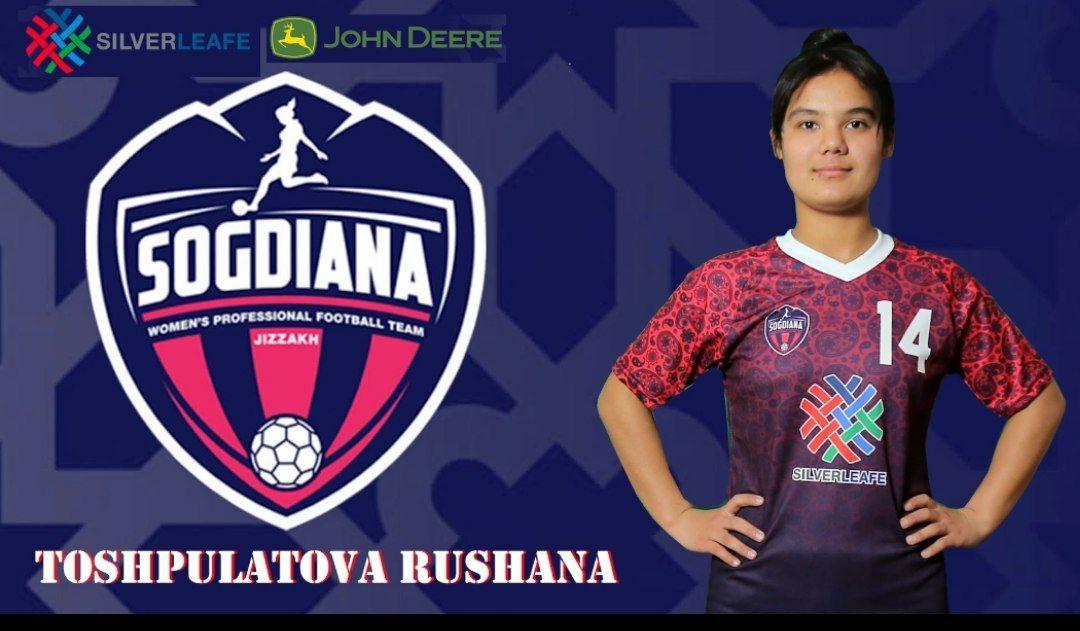 Toshpulatova Rushana